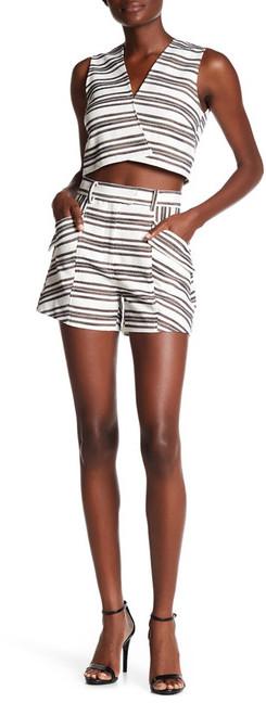 A.L.C.A.L.C. Stripe Short