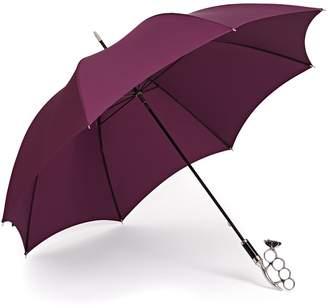 Gizelle Renee - The Nirvana Long Aubergine Umbrella