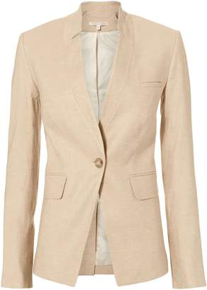 Veronica Beard Beige Dickey Jacket