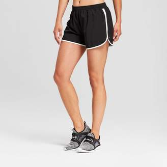 Champion Women's Running Mid-Rise Shorts 3.5