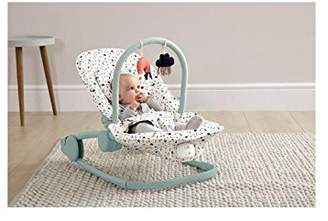 Mamas and Papas Tree Wave Baby Rocking Cradle, Baby Bouncer