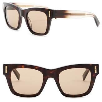 Boucheron Women's 49mm Square Sunglasses