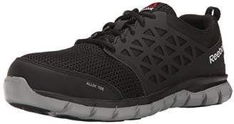 Reebok Work Men's Sublite Cushion Work RB4041 Industrial and Construction Shoe