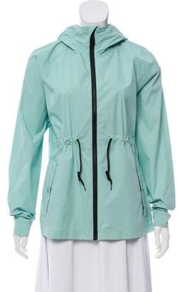 Hunter Lightweight Hooded Jacket