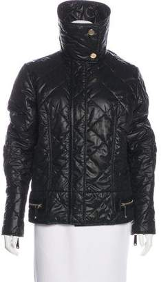 Tod's Quilted Puffer Jacket