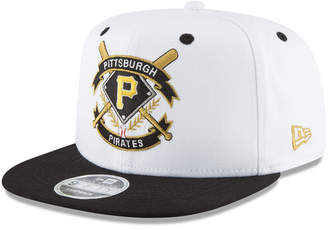 New Era Pittsburgh Pirates Crest 9FIFTY Snapback Cap
