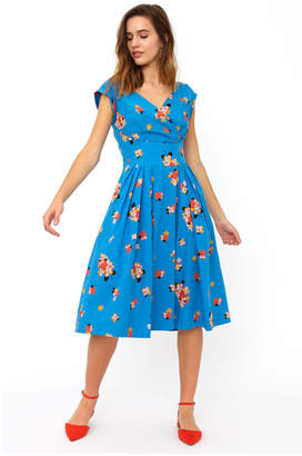 Emily And Fin Florence Summer Blooms Dress - 16