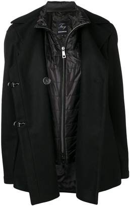 Fay double breasted coat
