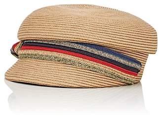 Jennifer Ouellette Women's Straw Cap