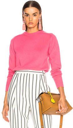 Victoria Beckham Classic Crewneck Sweater