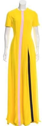Roksanda Colorblock Evening Dress