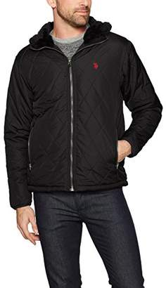 U.S. Polo Assn. Men's Standard Quilted Jacket