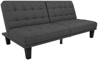 Wade Logan Haysi Futon Lounger Convertible Sofa