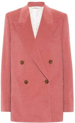 Acne Studios Stretch-cotton blazer