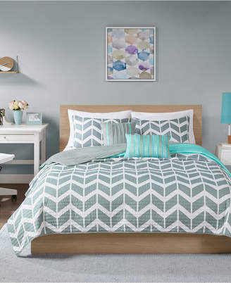 Intelligent Design Nadia 5-Pc. King/California King Coverlet Set Bedding