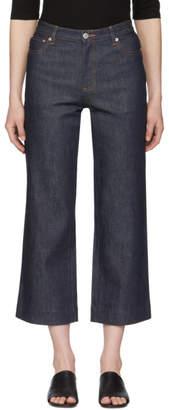 A.P.C. Indigo Sailor Jeans