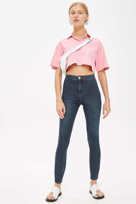 Topshop PETITE Sulphur Joni Jeans