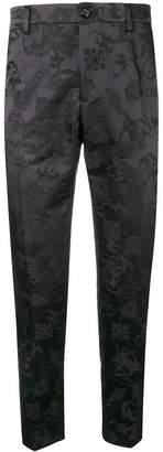 Dolce & Gabbana baroque trousers