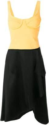 J.W.Anderson asymmetric style dress