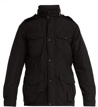 Polo Ralph Lauren Padded Nylon Field Jacket - Mens - Black