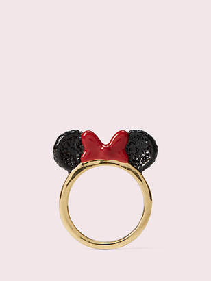 Kate Spade for minnie mouse ring