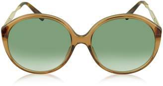 Marc Jacobs MJ 613/S Acetate Round Women's Sunglasses