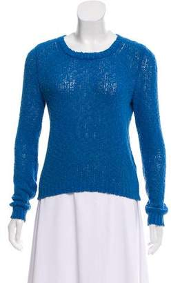 Alice + Olivia Crew Neck Knit Sweater