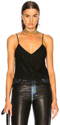 Amiri Lace Tank Top