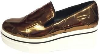 Stella McCartney Stella Mc Cartney Patent Leather Trainers