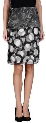 Rue Du Mail Knee length skirt