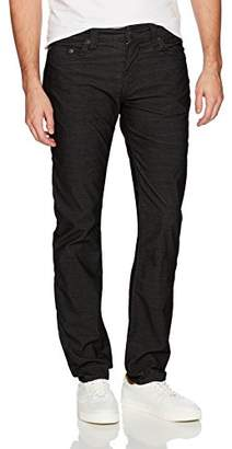 True Religion Men's Rocco Relaxed Skinny Corduroy1