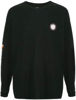 Stampd printed sweatshirt