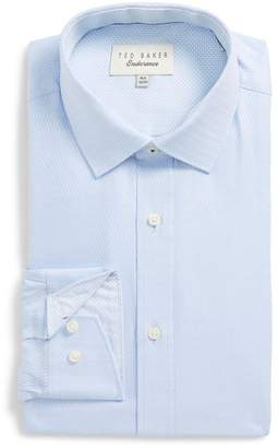 Ted Baker Hodge Trim Fit Solid Dress Shirt