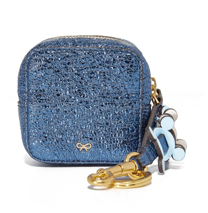 Anya Hindmarch Anya Hindmarch Double Zip Coin Purse