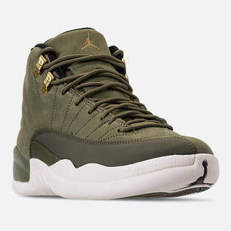 Nike Men's Air Jordan 12 Retro Basketball Shoes