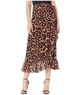 219846c59efc Animal Print Maxi Skirt - ShopStyle