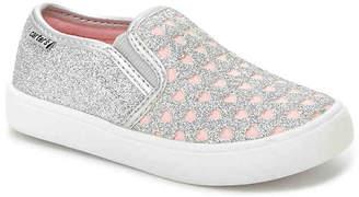 Carter's Tween Toddler Slip-On Sneaker - Girl's