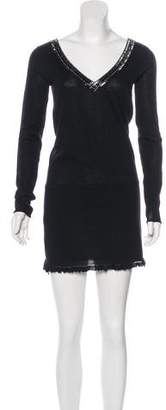 Iisli Embellished Shift Dress