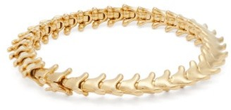 Shaun Leane Serpents Trace Slim Vermeil Bracelet - Mens - Gold