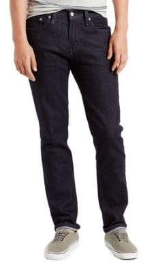 Levi's Midnight Rinse Dark 511 Slim-Fit Jeans