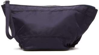 Paco Rabanne Small Nylon Pouch - Womens - Navy