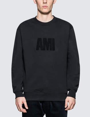 Ami Big Sweatshirt