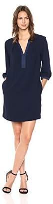 Trina Turk Women's Pipkin 3/4 Sleeve Dress