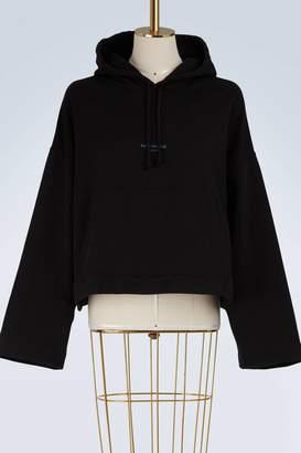 Acne Studios Joggy cotton hoodie