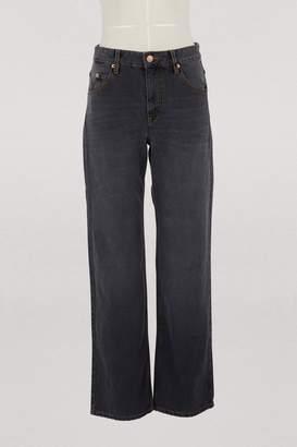 Etoile Isabel Marant Cholko cotton jeans