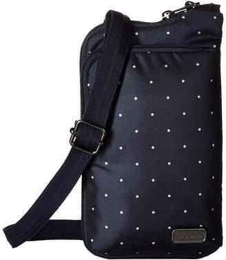 Pacsafe Daysafe Anti-Theft Tech Crossbody Bag Cross Body Handbags