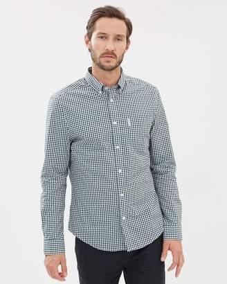 Ben Sherman LS Core Gingham Shirt