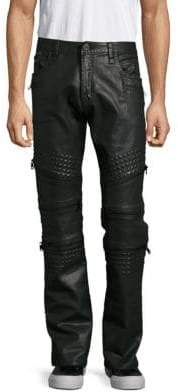 Cult of Individuality Eight-Pocket Zipped Pants