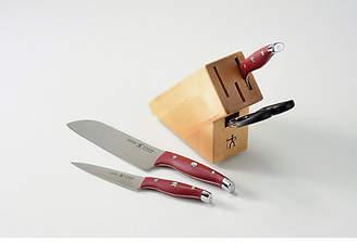 [ヘンケルス]包丁・ナイフブロックセット