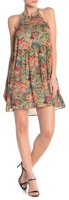 Show Me Your Mumu Darcy Halter Dress